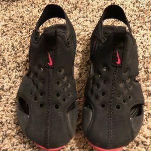 Toddler girl Nike sandals